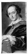 Horace Walpole (1717-1797) Bath Towel