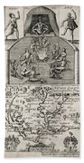 John Smith (1580-1631) Bath Towel