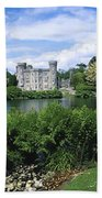 Johnstown Castle, Co Wexford, Ireland Bath Towel