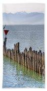 Lake Constance Bath Towel