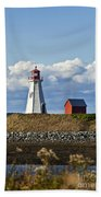 Mulholland Lighthouse Bath Towel