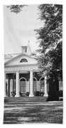 Jefferson: Monticello Bath Towel