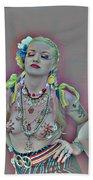 Mermaid Parade 2011 Coney Island Bath Towel