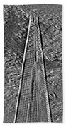 The Shard Bath Towel