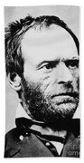 William Tecumseh Sherman Bath Towel