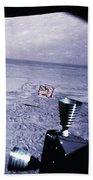 Apollo Mission 17 Bath Towel