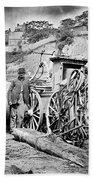 Civil War: Richmond, 1865 Bath Towel