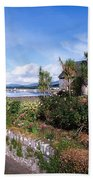 Kenmare Bay, Dunkerron Islands, Co Bath Towel