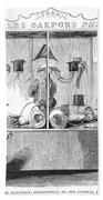 Crystal Palace, 1853 Bath Towel