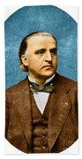 Jean-martin Charcot, French Neurologist Bath Towel