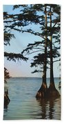 Reelfoot Lake Bath Towel