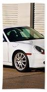 911 Porsche 996 6 Bath Towel