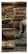 A Little Buddha Bath Towel