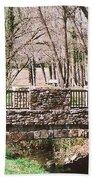 Aboratorium Bridge Bath Towel