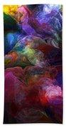 Abstract 072812 Bath Towel