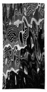 Abstract 13b Bath Towel