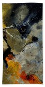 Abstract 181121 Bath Towel