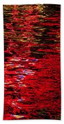 Abstract 296 Bath Towel