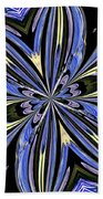 Abstract 47 Bath Towel
