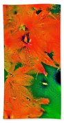 Abstract 83 Bath Towel