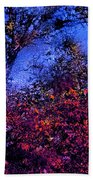 Abstract 94 Bath Towel