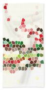 Abstract Celebration Bath Towel