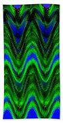 Abstract Fusion 125 Bath Towel