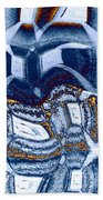 Abstract Fusion 137 Hand Towel