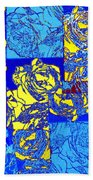 Abstract Fusion 22 Bath Towel