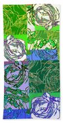 Abstract Fusion 42 Bath Towel