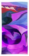 Abstract041712 Bath Towel
