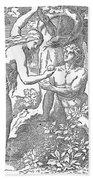 Adam & Eve Bath Towel