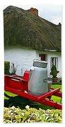 Adare Cottage Bath Towel