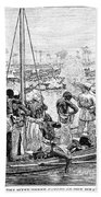 Africa: Pirates Bath Towel