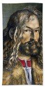 Albrecht D�rer (1471-1528) Bath Towel