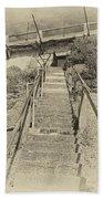 Alcatraz Two-way Work Staircase Bath Towel