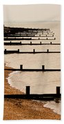 All Hallows Beach Bath Towel