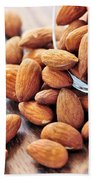 Almonds Bath Towel
