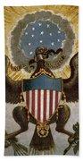 America - Great Seal Hand Towel