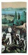 American Civil War, Battle Of Baton Bath Towel