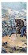 American Civil War, Storming Of Fort Bath Towel