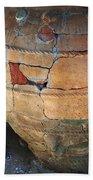 Ancient Relic Of Crete Bath Towel