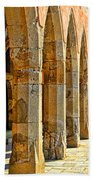 Ancient Thoughts Bath Towel