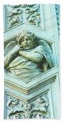 Angel Of Florence Bath Towel