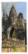 Angkor Archaeological Park II Bath Towel