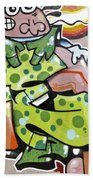 Animals Bath Towel