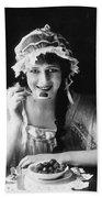 Anita Stewart (1895-1961) Bath Towel