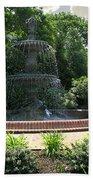 Annapolis Fountain Bath Towel