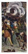 Anti-catholic Mob, 1844 Bath Towel