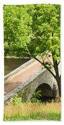 Antietam's Burnside Bridge Bath Towel